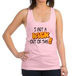 kick out of this Racerback Tank Top