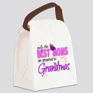 Grandma Promotion Canvas Lunch Bag