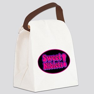 Sweet Niblets! Canvas Lunch Bag