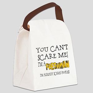 freshman Canvas Lunch Bag