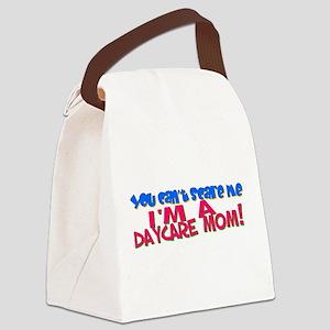 daycaremomscare Canvas Lunch Bag