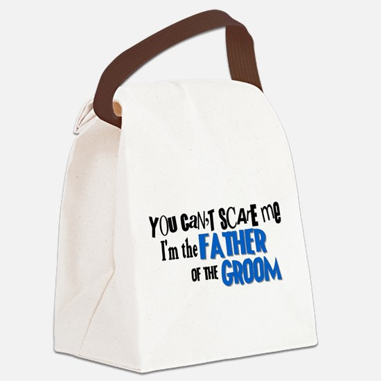 fathergroom2.png Canvas Lunch Bag