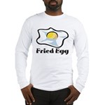 Fried Egg Long Sleeve T-Shirt
