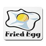 Fried Egg Mousepad