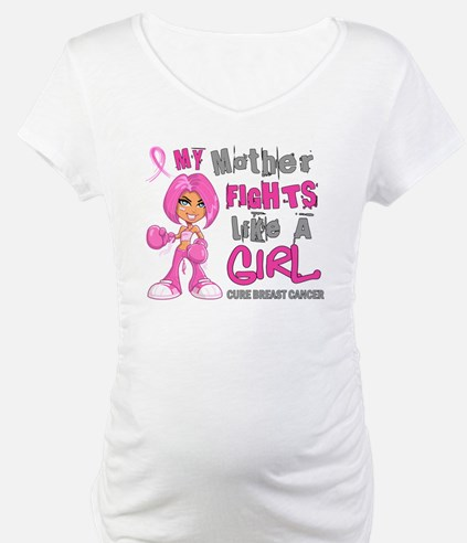 Licensed Fight Like A Girl 42.9 Shirt