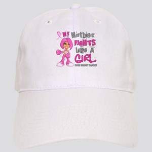 Licensed Fight Like A Girl 42.9 Breast Cancer Cap