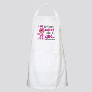 Licensed Fight Like A Girl 42.9 Breast Cance Apron