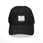 Fried Egg Black Cap
