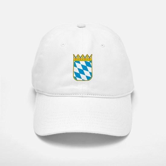Bayern Wappen Baseball Baseball Cap