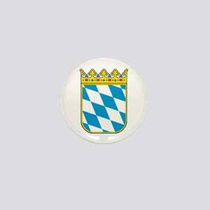 Bayern Wappen Mini Button