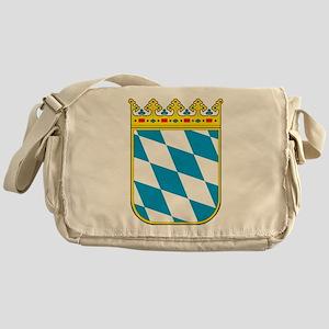 Bayern Wappen Messenger Bag