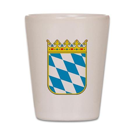 Bayern Wappen Shot Glass