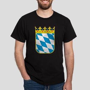 Bayern Wappen Dark T-Shirt
