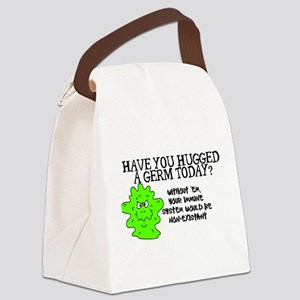 GERMBL Canvas Lunch Bag