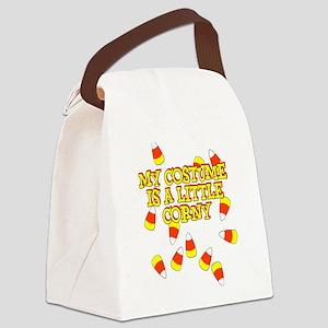 Corny Costume Canvas Lunch Bag