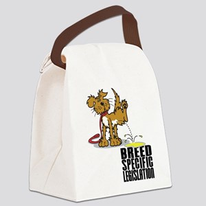 Piss On BSL Canvas Lunch Bag