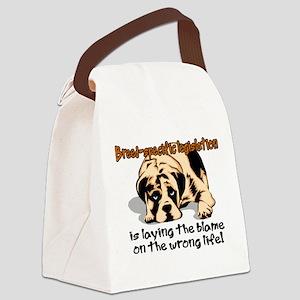 Breed-specific legislation Canvas Lunch Bag