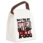 1-800-GET-A-DOG Canvas Lunch Bag
