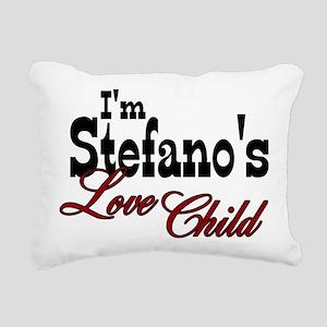 Stefano's Love Child Rectangular Canvas Pillow
