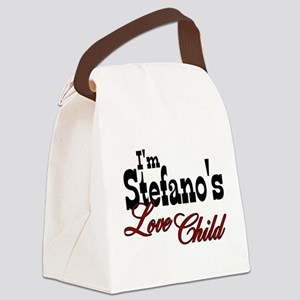 Stefano's Love Child Canvas Lunch Bag