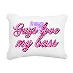 New Product Sample Rectangular Canvas Pillow