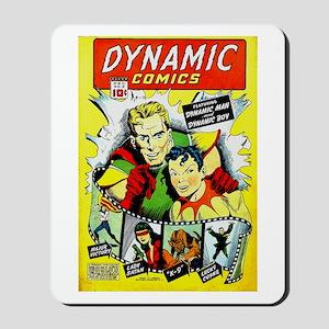 Dynamic Comics #2 Mousepad