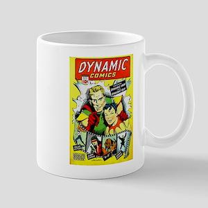 Dynamic Comics #2 Mug