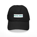 Grocery Money Black Cap