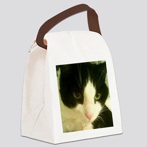 SonicMeow I Canvas Lunch Bag