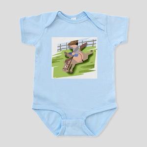 Bronc3 Infant Creeper