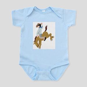 Bronc4 Infant Creeper