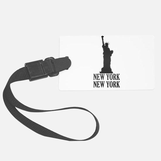 NY Liberty Luggage Tag
