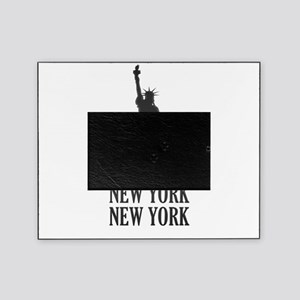 NY Liberty Picture Frame