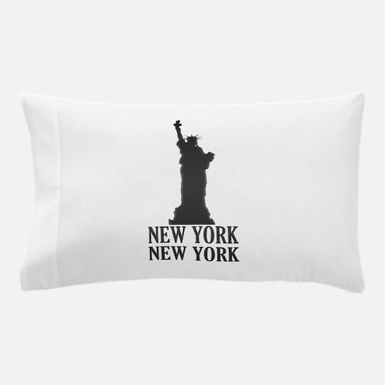 NY Liberty Pillow Case