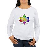 Ashtar Logo 7 Women's Long Sleeve T-Shirt