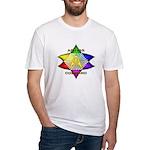 Ashtar Logo 7 Fitted T-Shirt