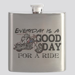 Everyday is a Good Day Flask