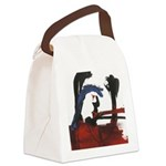 Character #3 Canvas Lunch Bag
