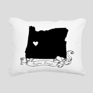 Eugene Rectangular Canvas Pillow