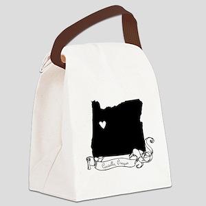 Corvallis Canvas Lunch Bag
