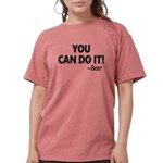 You Can Do It Beer Womens Comfort Colors Shirt