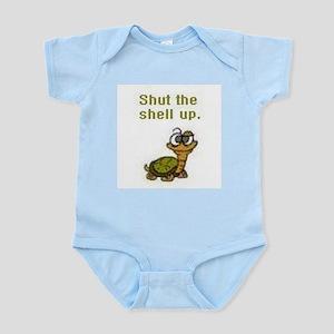 Shut the Shell up. Infant Creeper