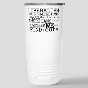 Cure Liberalism Mugs