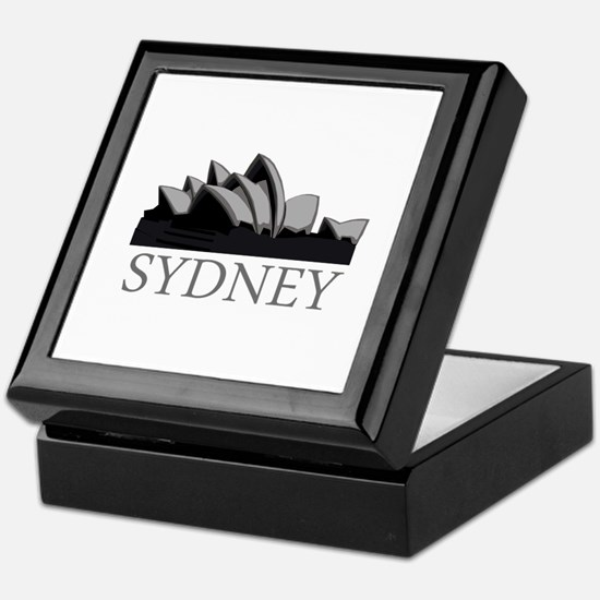 Sydney Opera Keepsake Box