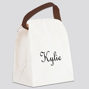 Kylie Canvas Lunch Bag