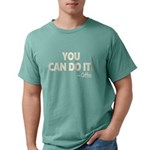 You Can Do It Coffee Mens Comfort Colors Shirt