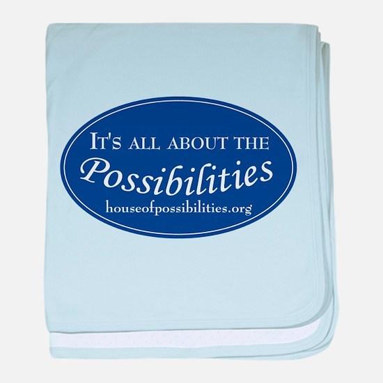 Possibilities baby blanket