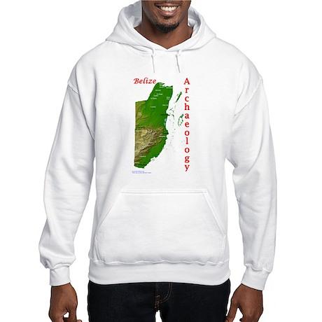 Maya Archaeology - Belize Hooded Sweatshirt