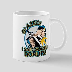 Police Glazed Donuts Mug