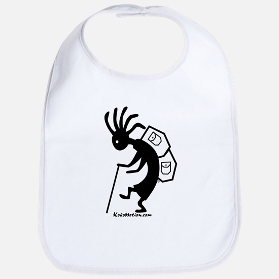Kokopelli Backpacker Bib